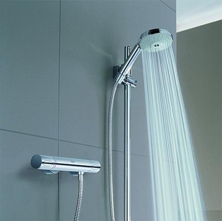Instalar duchas termost ticas - Como hacer una mampara de ducha ...