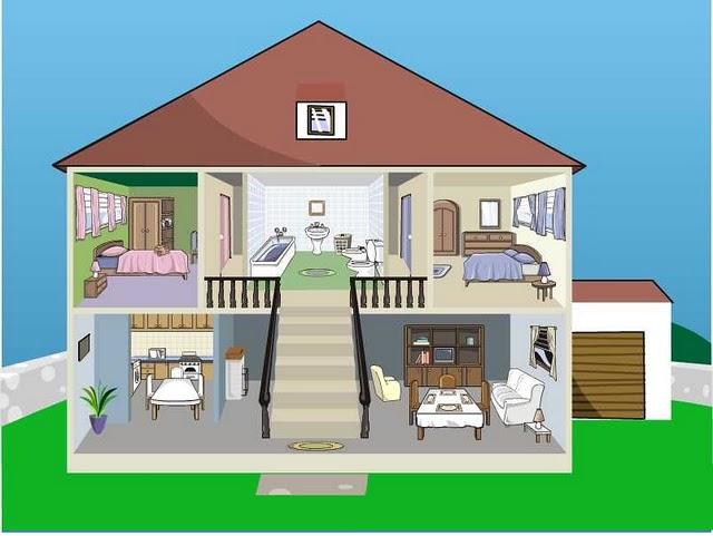 La casa for Crear mi casa en 3d