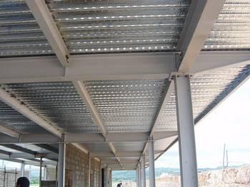 Las distintas estructuras de acero for Arquitectura de interiores a distancia