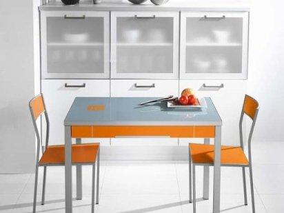 Mesa para la cocina