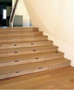 Peldaños para escaleras