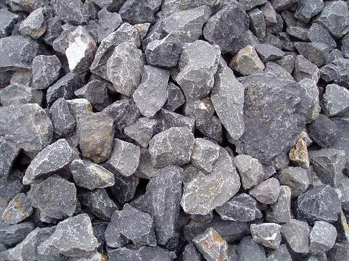 Piedras trituradas for De donde es la roca