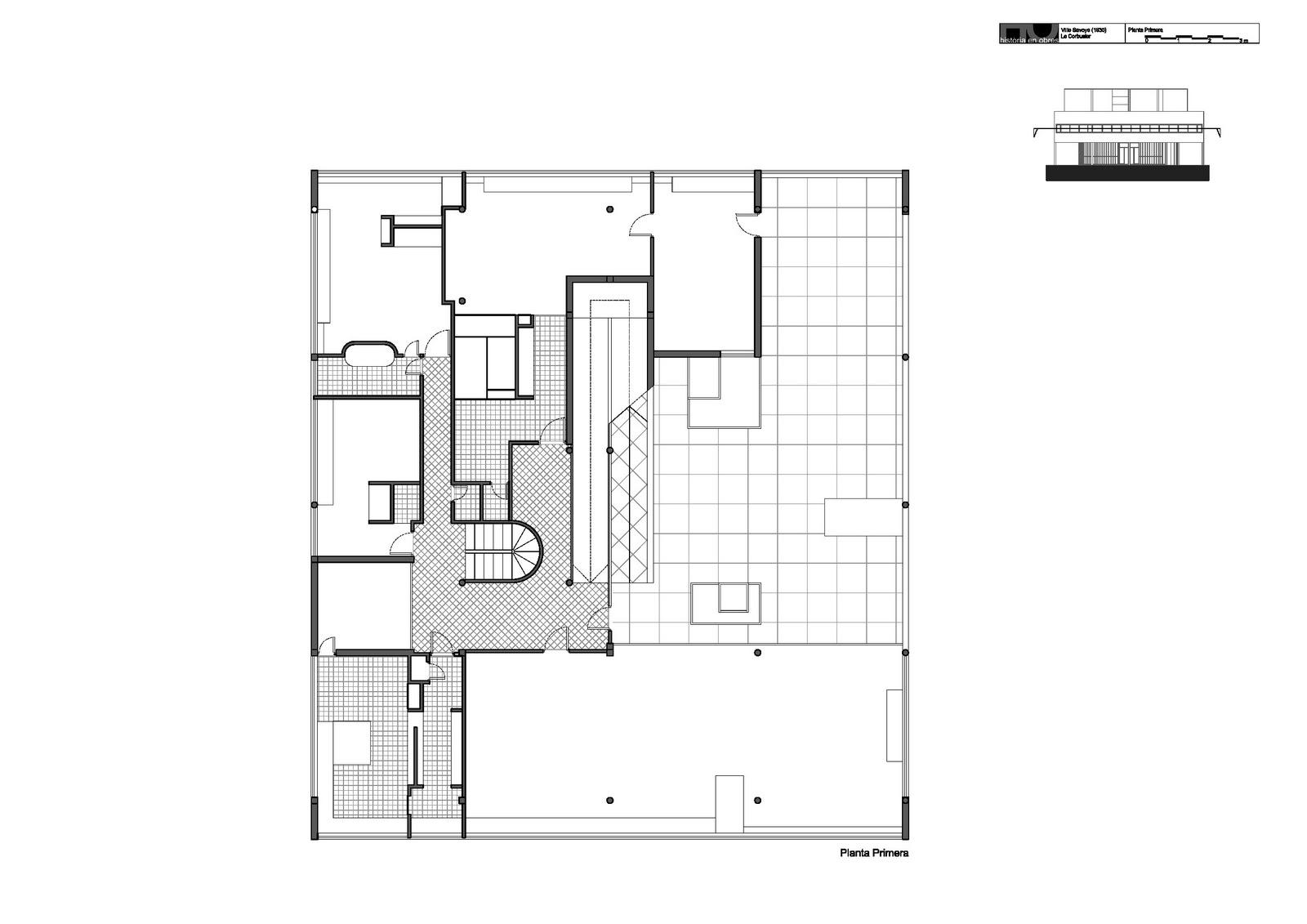 Planos de le corbusier - Casas de le corbusier ...