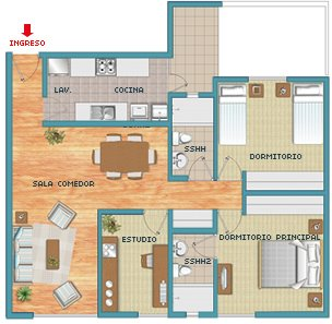 Donde descargar planos de casas gratis - Como hacer un plano de una casa ...