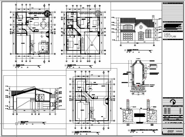 Donde descargar planos de casas gratis for Tipos de escaleras para casa habitacion