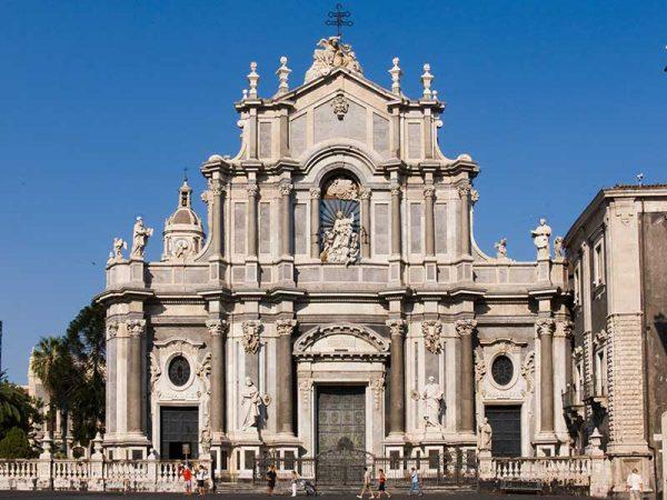 catedral del Barroco Italiano
