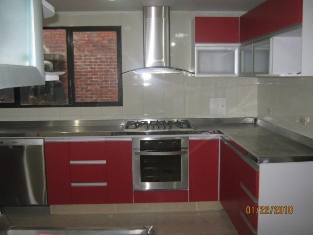 Fotos de cocinas integrales modernas for Fotos de cocinas integrales