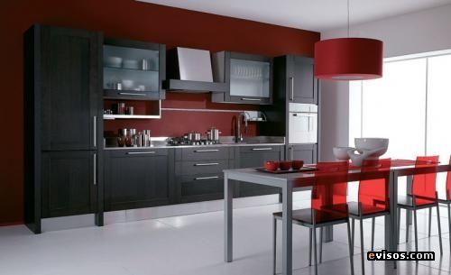 Fotos de muebles de cocina for Disenador de cocinas gratis