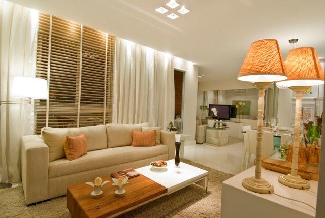 Fotos salas estar decoradas for Figuras decorativas modernas salon