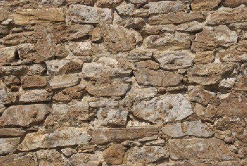Como construir un muro de piedra - Piedra para muros exteriores ...