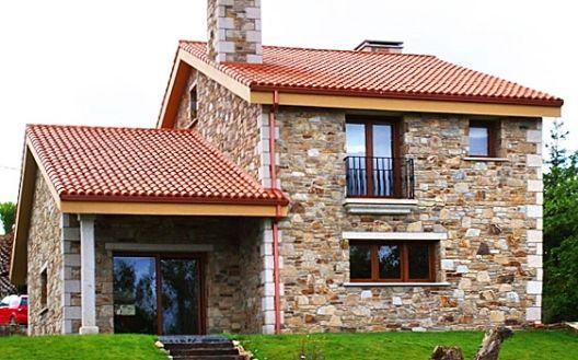 Como construir una casa de piedra - Ideas para hacer una casa ...