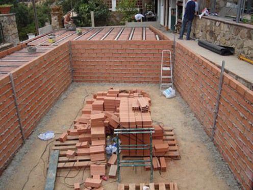Como construir una piscina de obra