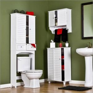 32.Almacenaje para baños