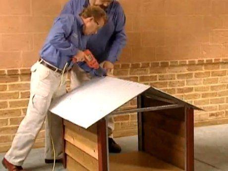 Como Construir Una Caseta De Perro