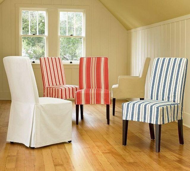 Fundas para sillas minimalistas