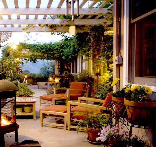 Macetas y plantas de exterior for Macetas decorativas para exteriores