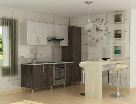 como instalar cocinas por m dulos On cocinas integrales por modulos