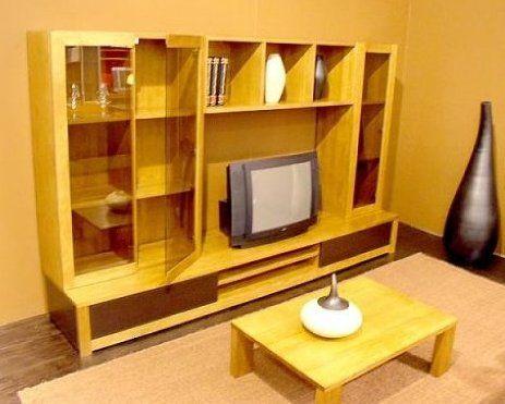 Como construir un mueble de madera - Como hacer un mueble para tv ...