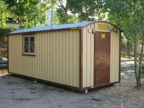Como construir una caseta de obra - Hacer caseta de madera ...