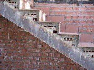 Como construir una escalera de obra