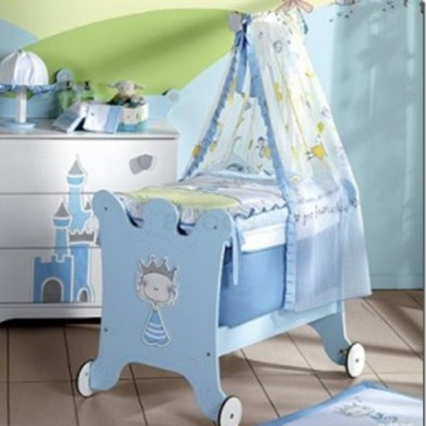 Como decorar la habitaci n de m bebe for Como decorar el cuarto de mi bebe
