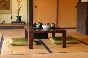 Estilo de decoración zen