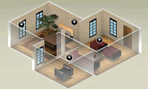 Programa para crear planos de casas for Programas para hacer casas virtuales