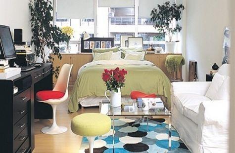 Como decorar una casa chica - Como decorar una buhardilla ...