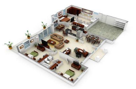 Como Hacer Planos De Casas