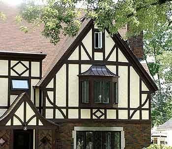 Casas con techos a dos aguas - Imagenes de casas inglesas ...