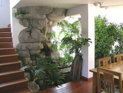 Decoracion natural para casas y apartamentos for Departamentos decorados con plantas