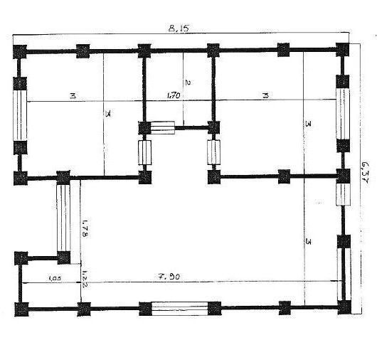 Planos De Estructuras Y Cimentaciones