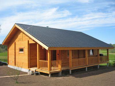 Caba as madera prefabricadas - Fotos de casas de madera por dentro ...