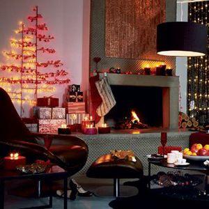 Como decorar una casa para navidad for Como decorar mi casa para navidad