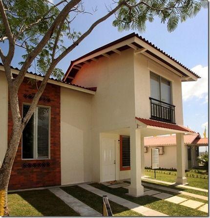 Como pintar la fachada de tu casa o apartamento - Ideas para pintar la casa ...