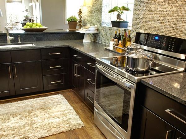 Dise o de cocinas elegantes for Disenos de cocinas grandes