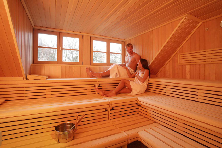 Diseño y construccion de saunas