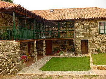 Exteriores de casas for Decoracion exterior de casas
