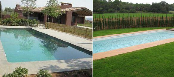 Materiales de revestimiento para piscinas - Material para piscinas ...