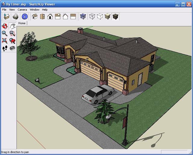 Programa para hacer planos de casas for Software para diseno de interiores gratis