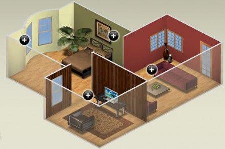 Programas para hacer planos de casas - Construir casas en 3d ...
