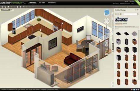 Crear planos de casas for Programas para hacer casas virtuales