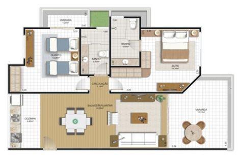Dise o de planos de casas for Programa para diseno de planos
