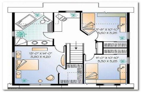 Disenos y planos de casas Arquitectura y construccion de casas