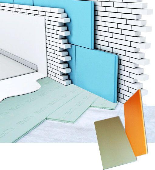 Aislamiento exterior de paredes - Material aislante para paredes ...