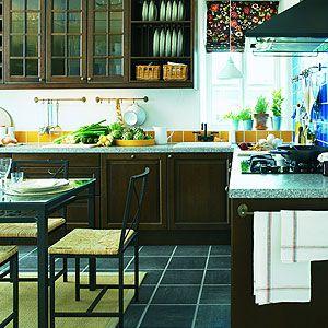 Algunas ideas para decorar tu cocina