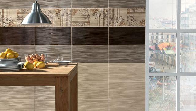 Azulejos para cocinas Panel de revestimiento para banos y cocinas