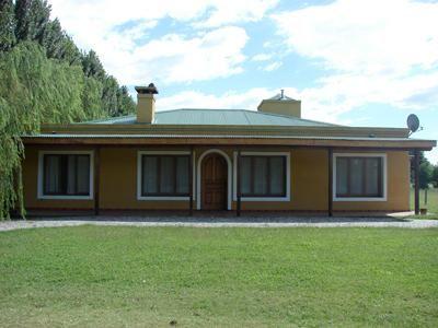 Casas estilo campo for Fotos de casas modernas y funcionales