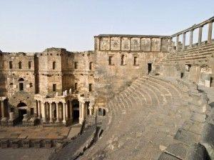 Ciudad de Bosra - Siria