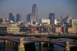Ciudades modernas - Patrimonio de la Humanidad